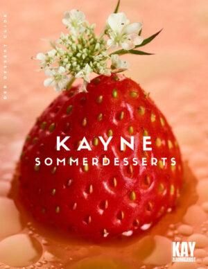 Kay Baumgardt E-Book Kayne Sommerdesserts deutsch